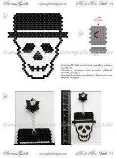 TUTORIAL+Mr.+and+Mrs.+Skull_4.jpg 1,175×1,600 pixels