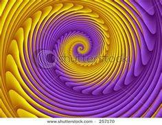 ..yellow and purple