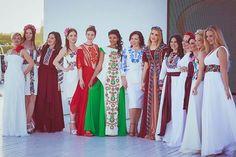 Красуні-україночки!