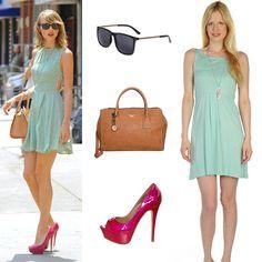 Look inspiración: Taylor Swift