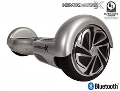 HoverboardX HBX-2 Titanium UL 2272 Certified with Bluetooth