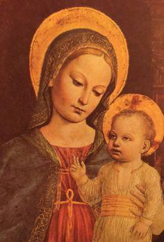 MADONNA AND CHILD, obra de Bergognone
