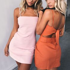 Cheap dress vestidos, Buy Quality women sundress directly from China beach summer dress Suppliers: BerryGo Bow casual linen sexy dress Backless 2017 beach summer dress women sundress Slim fit bodycon white short dress vestidos Short Summer Dresses, Summer Dresses For Women, Short Sundress, Short Casual Dresses, Dress Summer, Summer Sundresses, Casual Dressy, Pink Dress Casual, Beach Casual