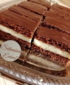 Hungarian Recipes, Shortbread Cookies, Homemade Cakes, Confectionery, Family Meals, Delicious Desserts, Food And Drink, Treats, Dishes