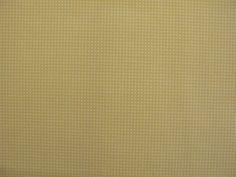 Baumwollstoff, Oeko-Tex Standard 100, gelb mit weißen Karos