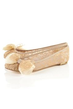 ballerina pumps. these are amazing!