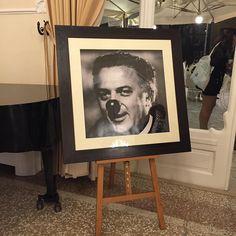 Fellini e niente più #foodblogger #emiliaromagna #ttg #tbdi2015 #tbditaly2015 #tbditaly #tbdgrandhotelrimini