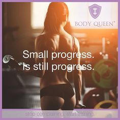 Happy Monday <3  www.body-queen.eu  #bodyqueen #motivation #monday #stopcomplaining #starttraining #mantra #trainingsprogramm #fitness #fitfam #fitnessblog #progress