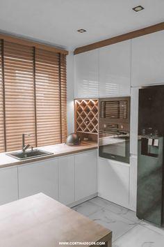Kitchen Room Design, Modern Kitchen Design, Home Decor Kitchen, Bathroom Interior Design, Home Kitchens, Modern Kitchen Interiors, Pantry Design, Cuisines Design, Kitchen Pantry