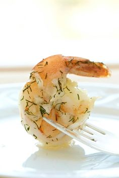 Marinated Shrimp...serve cold as part of a main dish at a summer lunch or as a first course for dinner