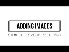 Need Help Understanding Wordpress? Try These Tips! Online Store Builder, Wordpress, Ads, Youtube, Channel, Blog, Photography, Travel, Posts