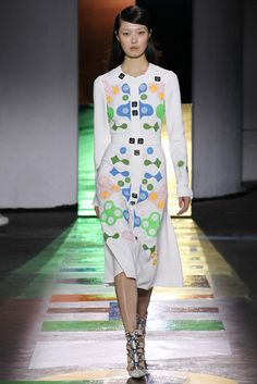 Peter Pilotto | Fall 2015 Ready-to-Wear Collection | Style.com