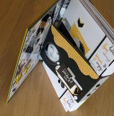 Magnifique mini de Mylen:belles idées !! http://www.blog10petitsdoigts.fr/album-story-2/