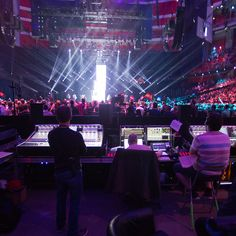What a night… Congratulations Ukraine! #RIEDEL #NEP #Eurovision #ComeTogether