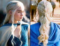 Fã de Game of Thrones nota detalhe bastante interessante sobre como o cabelo de Daenerys mostra o desenvolvimento da personagem - EExpoNews