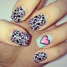 74 Mejores Imágenes De Uñas Juveniles Cute Nails Pretty Nails Y