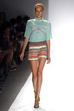 Custo Barcelona Spring/Summer 2014 - New York The prints, the colors, the obsession