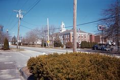 Old Chatham High School Main Street, Route 28, Chatham, MA