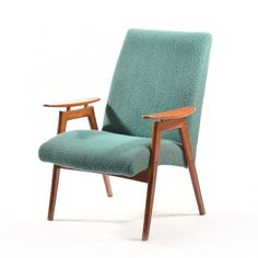 Located using retrostart.com > Arm Chair by Unknown Designer for Ton