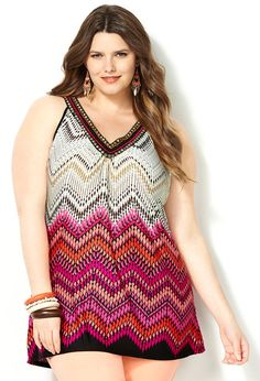 Cato Fashions Plus Size Angel Sleeve Lace Top Tanks Plus Size
