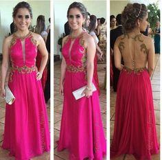 vestido rosa - Pesquisa Google