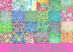 Lily Pulitzer fabrics