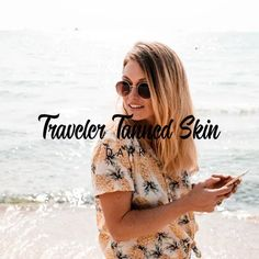 Take your travel photography feed to the next level with the best traveler tanned skin tone lightroom preset that will make your skin stand out.