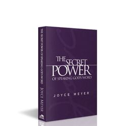 The Secret Power of Speaking God's Word by Joyce Meyer. A small but powerful book.