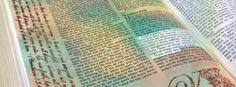 Bible Art Journaling Challenge Week 6 – Love Is