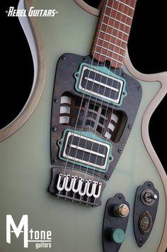M Tone Guitars