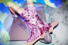 Stella McCartney for Adidas. Photography by Viviane Sassen and set design by Rhea Thierstein Stella Mccartney Adidas, Womens Fashion Sneakers, Sport Fashion, Fashion Shoes, Women's Fashion, Fashion Guide, Fashion Editor, Fashion Women, Winter Fashion