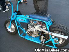Gokart Plans 849491548439853379 - Minibike Source by riderstevex Custom Mini Bike, Custom Paint Motorcycle, Drift Trike Frame, Mini Motorbike, Go Kart Plans, Mini Chopper, Moped Scooter, Beach Buggy, Motorized Bicycle