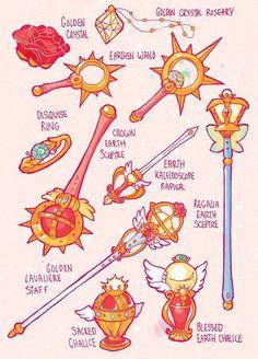 sailor mercury, sailor moon, and sailor mars Bild