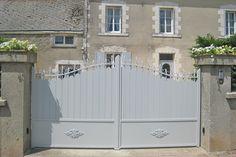 Palissades, Portails et Clôtures - Serrault Jardins - Paysagiste