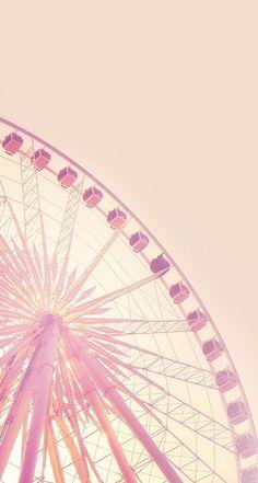 Pink Ferris Wheel