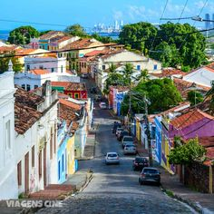 City Tour in Recife and Olinda for 4 hours. Time enough to enjoy both cities. Brazil Travel, City Landscape, South America, Travel Inspiration, Tourism, Places To Go, Street View, Photos, Brazilian Destinations