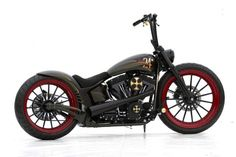 Thunderbike Funride | Harley-Davidson Softail Umbau