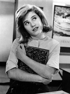 I think it is about time I ordered season one of the Patty Duke Show. I was obsessed with this when I was a kid.