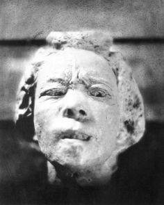 "Auguste Rodin - ""Hanako"", clay, ca. 1907-1908"