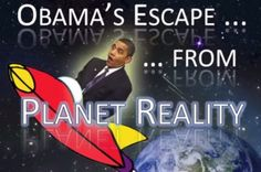 Islam and Obama's Escape from Planet Reality - Just minutes after defending Islam in a speech about the beheading of James Foley by the Islamic State (ISIS), President Barack Obama was back on the golf course. There's something quite significant and symbolic about the President rushing to the golf course to avoid the horrors of a beheading. It's analogous to the mental running our leaders have to do in order to avoid the truth about Islam. –David Wood  [...] 08/29
