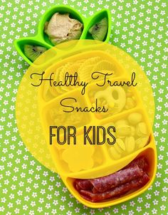explore travel snacks kids