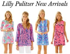 I love browsing my favorite retailers new arrivals sections. Find out my favorites from Lilly Pulitzer's new arrivals section today on Breakfast at Lilly's.