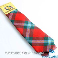 Clan MacLaine Tartan
