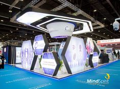 Do you know what makes a good exhibition stand? Discover the perfect split of architecture and technology. Engagement and design: Mind Spirit Design www.mindspiritdesign.com +971 4 456 2035 #safran #isnr #eimass #securitysystems #technology #mydubai #abudhabi #mindspiritdesign #exhibition #events #interactivemedia