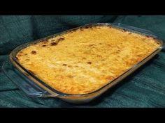 كوسة بالبشاميل والمشروم اقتصادي الشيف هناء فهمي - YouTube Mediterranean Recipes, Macaroni And Cheese, Pudding, Ethnic Recipes, Desserts, Tailgate Desserts, Mac And Cheese, Deserts, Custard Pudding