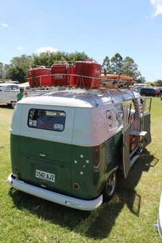 I owned a Kombi like this one in 1974