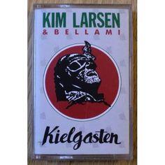 Kim Larsen & Bellami: Kielgasten (kassett)