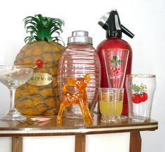 Vintage cocktail party by yourvintagelife, via Flickr