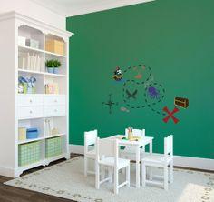 mustertapete blumen k nstlerische flora ii vliestapete quadrat in 2018 pastell kombi. Black Bedroom Furniture Sets. Home Design Ideas