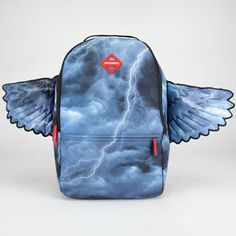 SPRAYGROUND Zeus Lightning Wings Backpack